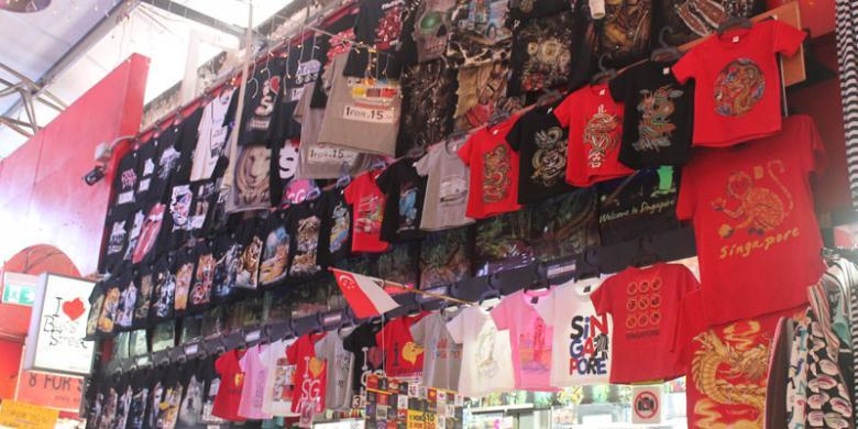 3 Tempat Belanja Oleh Yang Murah Meriah Di Singapura