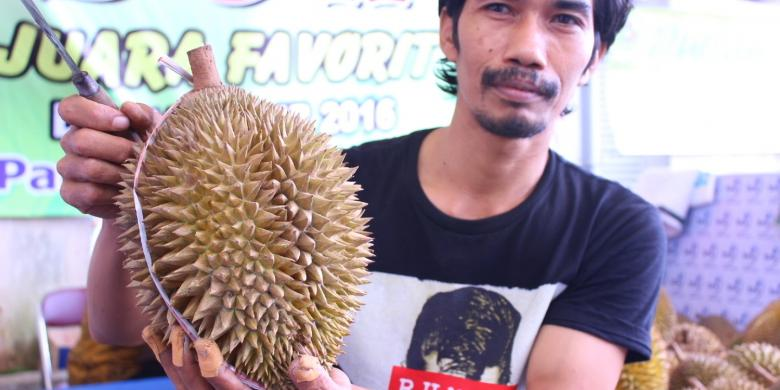 Ini Dia Tiga Durian Terbaik Asal Pandeglang Banten Kompas Com