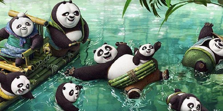 Boneka Panda Gambar Kartun Panda Lucu Imut ac8f9676e5