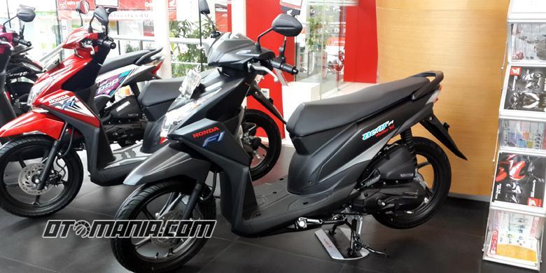 Honda Beat Sporty Cw Punya Warna Baru Mau Kilaskementerian