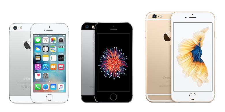 Perbandingan Spesifikasi iPhone SE e097d6ad93