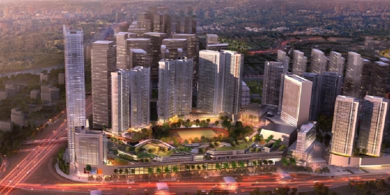 Pada kwartal kedua tahun ini, LPCK berencana meluncurkan Newport Park, yaitu apartemen keenam dari Orange County.