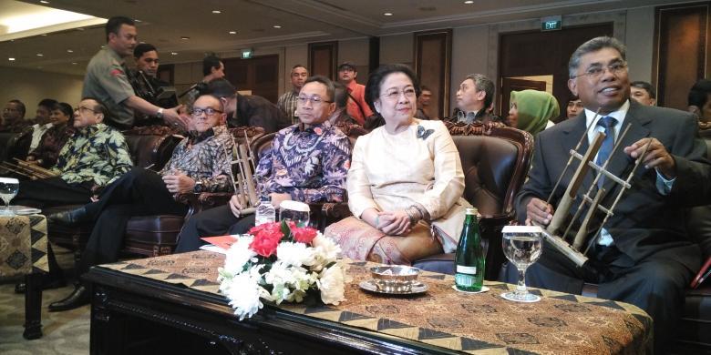 Megawati: Amandemen UUD 1945 Harus Dikunci agar Tidak ke Mana-mana