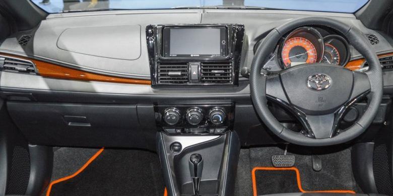 Toyota Yaris Pertahankan Wajah Lama