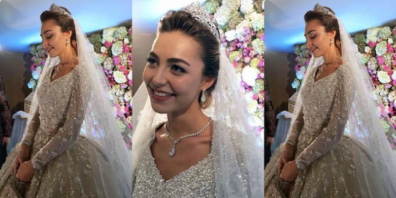Pesta Pernikahan Konglomerat Rusia Ini Telan Biaya Rp 13 Triliun