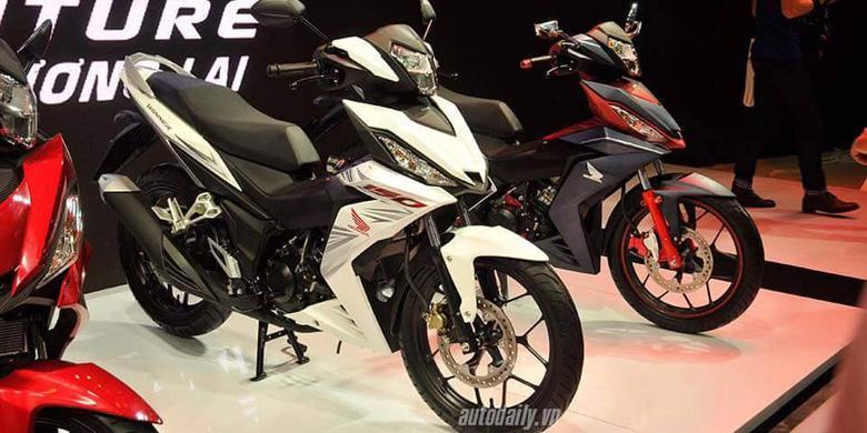 Nih Penantang Yamaha Mx King Dari Honda Kompas Com