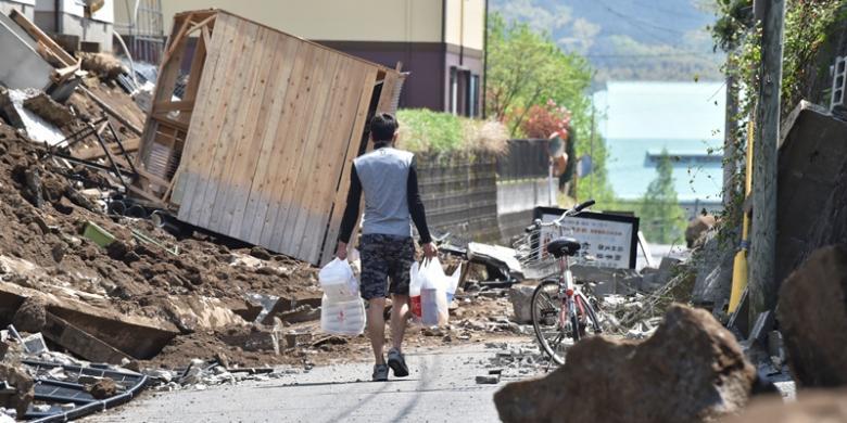 Gempa bumi di Jepang