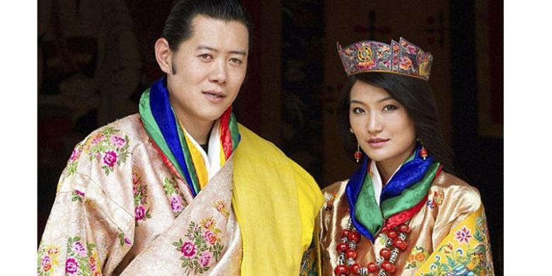 Alasan Raja Butan Lepas Hak Miliki Selir dan Setia kepada ...