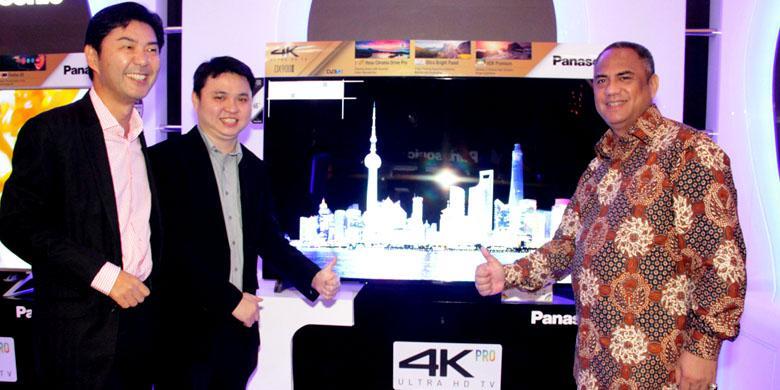 Panasonic Hexa Chroma TV