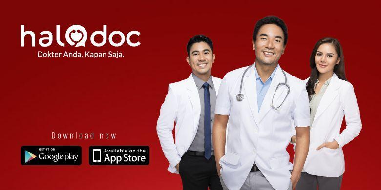 Halodoc, Fasilitas Kesehatan Online untuk Kita Semua