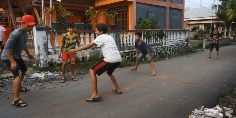 Ini 9 Permainan Tradisional Anak Di Sulawesi Utara Halaman All