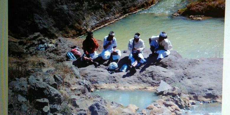 Pendaki Gunung Rinjani Asal Palembang Tewas Di Pemandian Air Panas