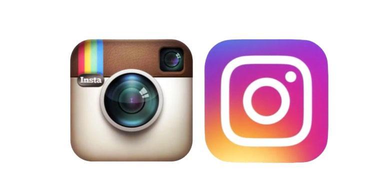 Cerita Di Balik Logo Baru Instagram Kompas Com