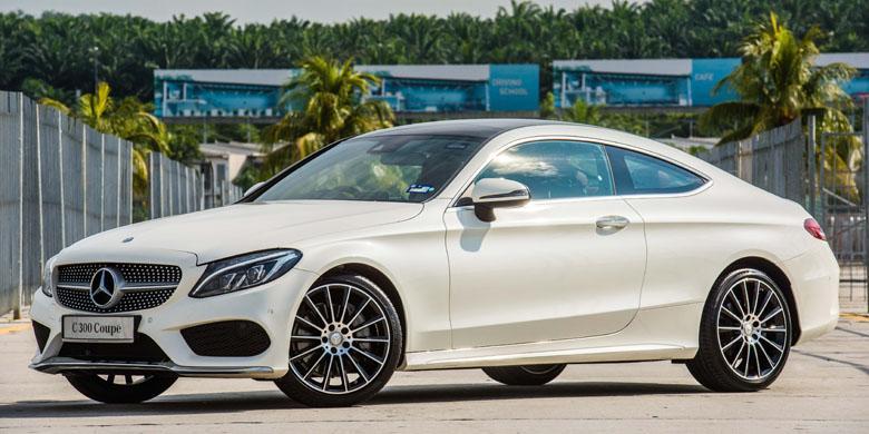 Mercedes C Class Coupe >> Mercy Pertimbangkan Pelat Aluminium Untuk C Class