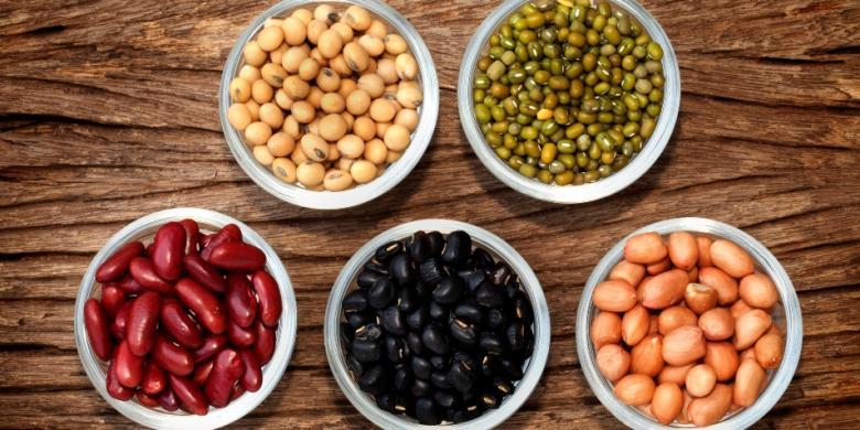 Hasil gambar untuk kacang kacangan
