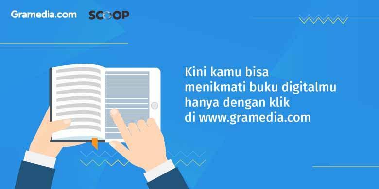 Kini Kamu Bisa Beli Ebook Di Gramedia Com Kompas Com