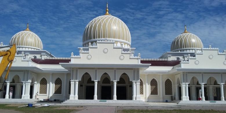 Hasil gambar untuk Masjid Agung Sultan Jeumpa, Bireuen