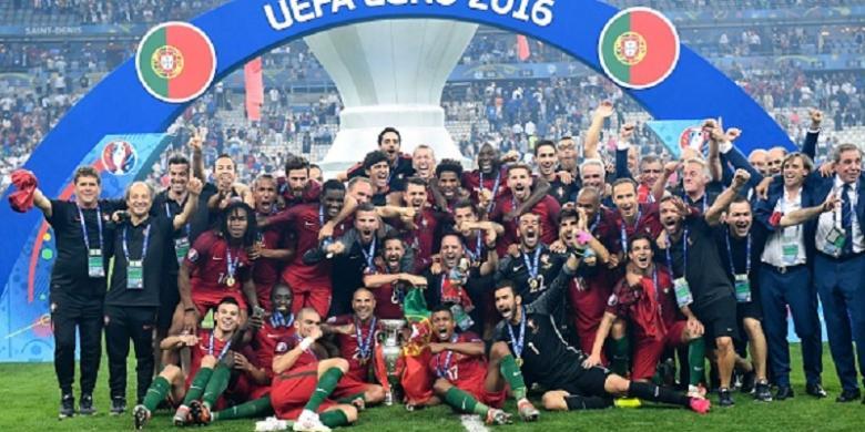Mari Mengenal UEFA Nations League, Kompetisi Baru di Eropa... Halaman all -  Kompas.com