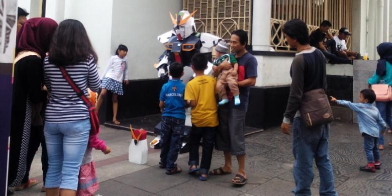 Ridwan Kamil Dukung Jalan Asia Afrika Jadi Wisata Cosplay Kompas Com