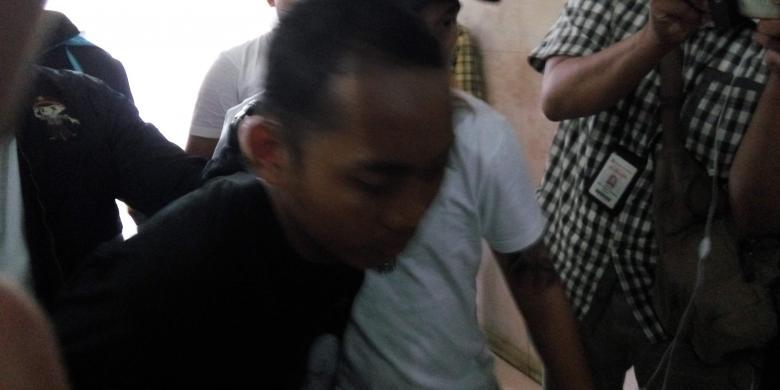 Foto Polisi Pembunuhan Alika Di Kamar Hotel Terencana
