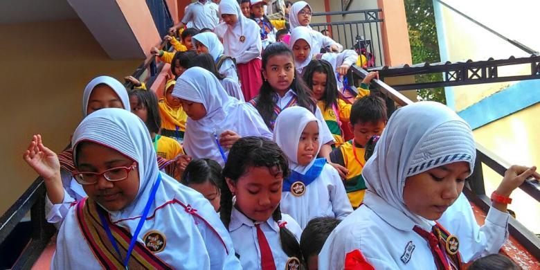 Full Day School Tak Berarti Belajar Seharian Di Sekolah Ini
