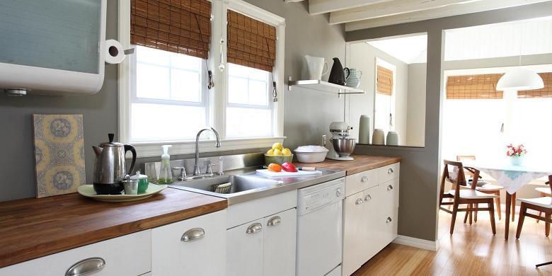 Berani Bereksperimen Bikin Dapur Lebih Menarik