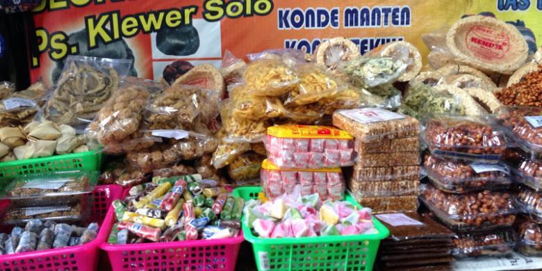 Cari Oleh-oleh Khas Solo  Coba Kunjungi Pasar Klewer... - Kompas.com 8a61a502cc