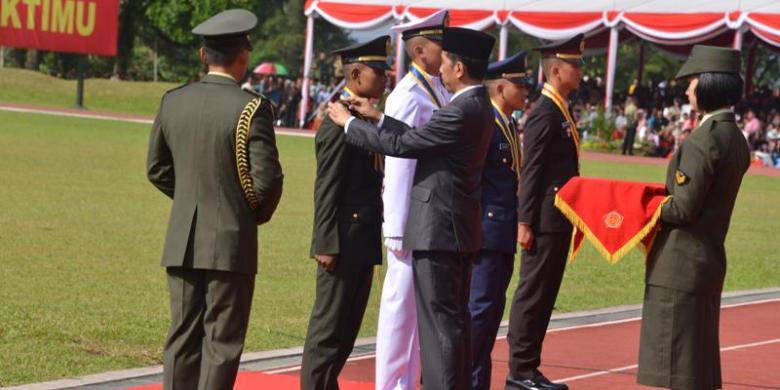 59 Tahun Akademi Militer Menjadi Indonesia Dari Lembah Tidar