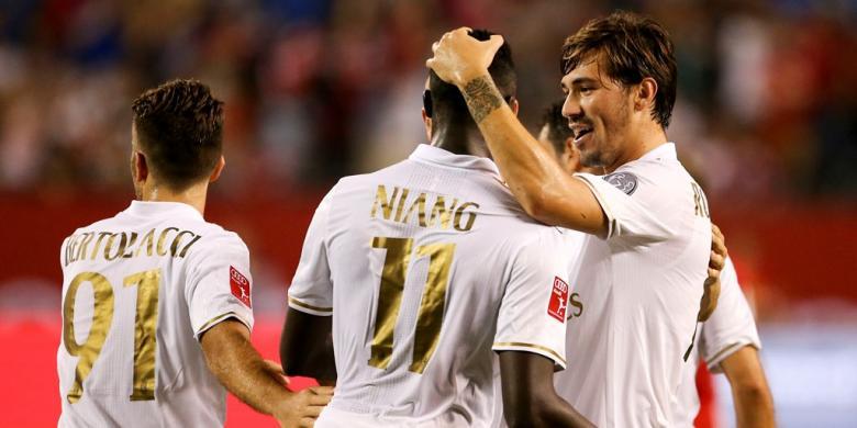 Hasil Icc  Milan Kalahkan Bayern Lewat Adu Penalti