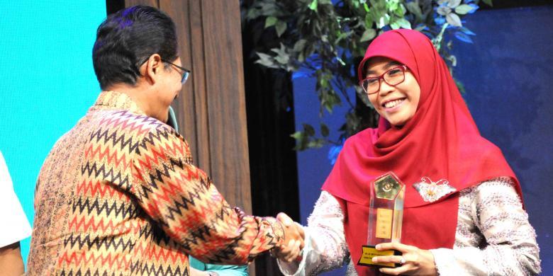 KPAI Anugerahi Netty Heryawan 'Tokoh Peduli Perlindungan Anak'