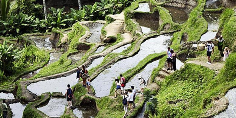Kabupaten Gianyar Denyut Wisata Budaya Di Bali Halaman All