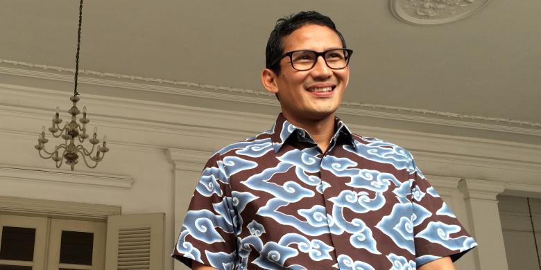 Prabowo - Sandiaga Gelar Simulasi Debat Kedua Pilpres 2019, Sandiaga Berperan jadi Jokowi
