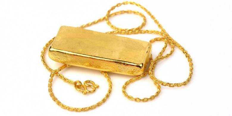 Jangan Anggap Remeh Investasi Emas Kompascom