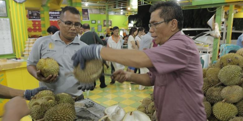 Terungkap Rahasia Sukses Durian Ucok Medan Halaman All Kompas Com