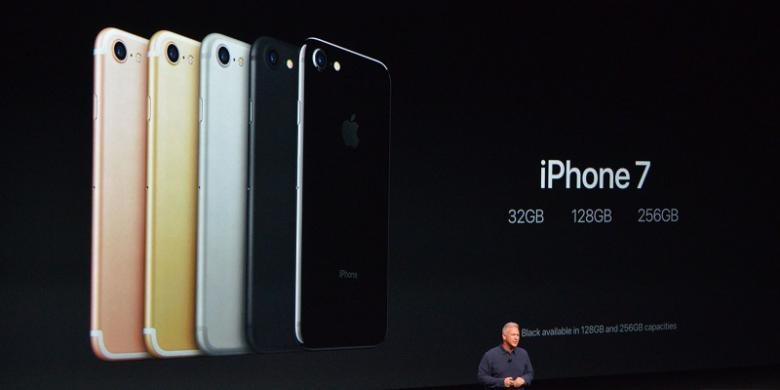 Iphone 7 Dan 7 Plus Dijual Resmi Di Indonesia Maret Kompas Com