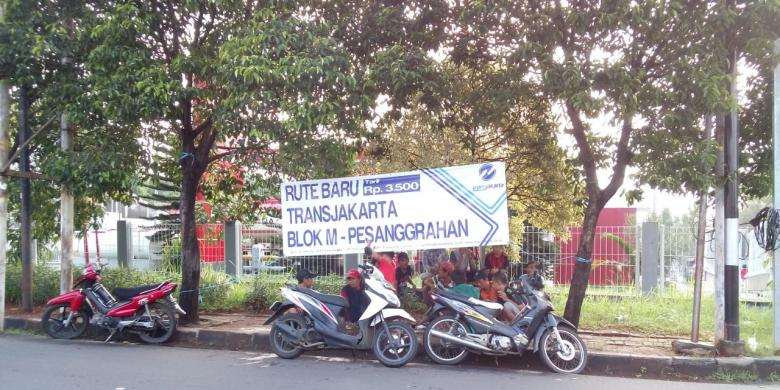 Pt Transjakarta Buka Rute Blok M Pesanggrahan Kompas Com
