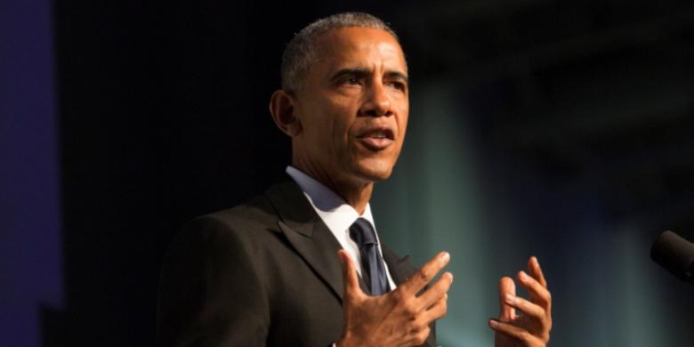 Obama Ucapkan Selamat pada Hillary Clinton Sebagai Capres Demokrat