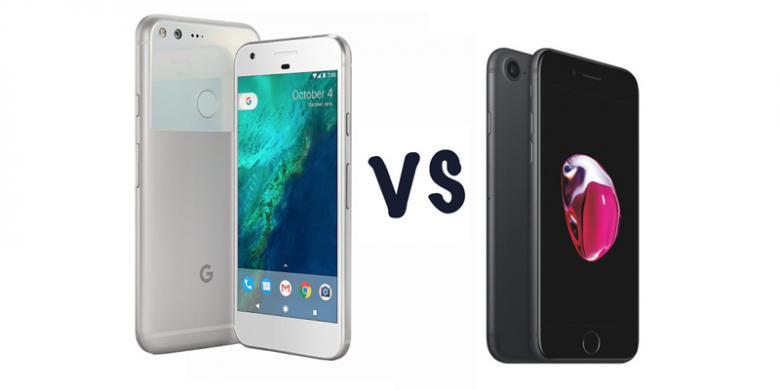 Harga Sama Lebih Baik Beli Google Pixel Atau Iphone 7 Halaman 1