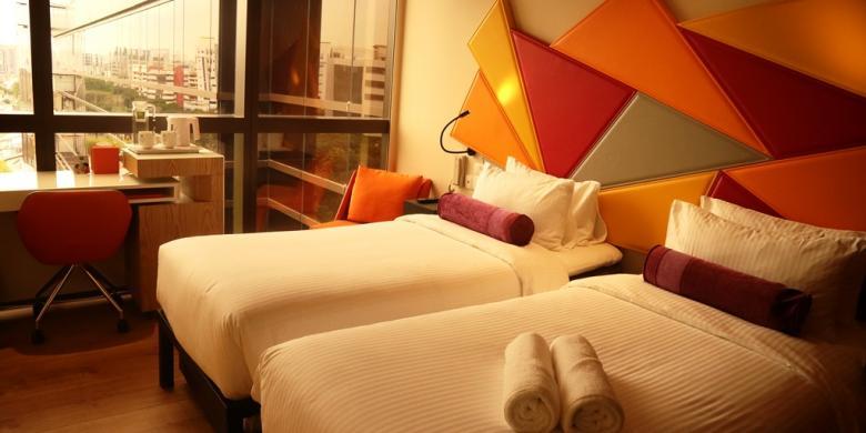 Pilihan Hotel Baru Di Singapura Yang Cocok Untuk Keluarga
