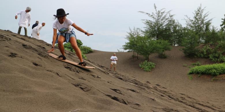4 Gurun Pasir di Indonesia yang Kerennya Ngalahin Dubai! 4