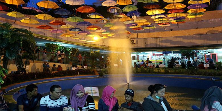 Warna Warni Terowongan Kota Tua Jakarta Spot Yang Instragamable