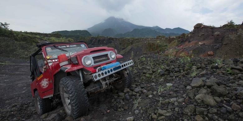 Mau Jajal Merapi Lava Tour Simak Dulu Tips Ini Halaman All