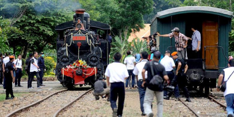 Ingin Naik Kereta Di Museum Ambarawa Begini Caranya Halaman