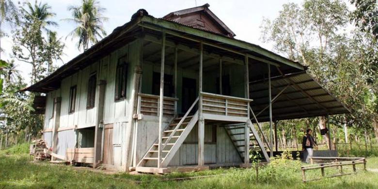 Pelestarian Rumah Tradisional Jawa Tondano Terkendala Ketersediaan