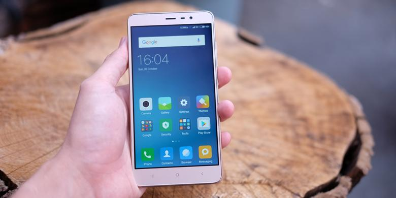 Begini Cara Aktifkan 4g Lte Di Xiaomi Redmi Note 3 Resmi Kompas Com