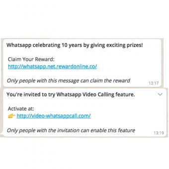 Waspada Penipuan Berkedok Aktivasi Video Call Whatsapp