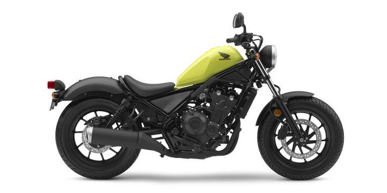 2016 Honda Rebel >> Honda Siapkan Model Klasik 300 cc dan 500 cc