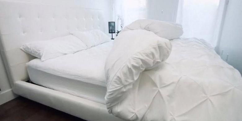 Tak Perlu Lagi Membereskan Tempat Tidur, Selimut Pintar Seharga 5 Jutaan Ini Mampu Merapikan Kasur Sendiri!