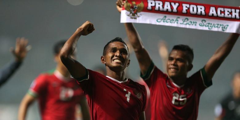 Abduh Lestaluhu Cerita ke Jokowi soal Tendang Bola ke