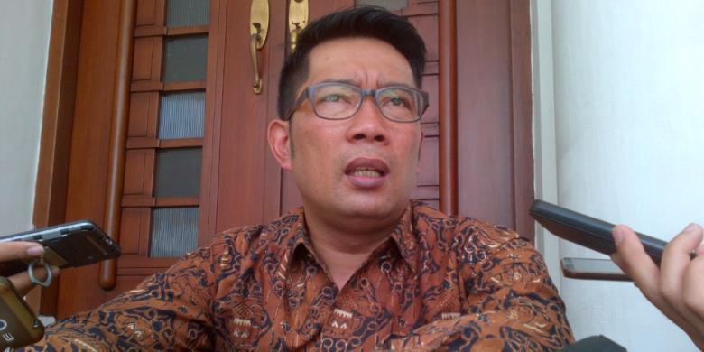 Perbanyak Ruang Hijau, Pemkot Bandung Bangun Taman di Tiap RW